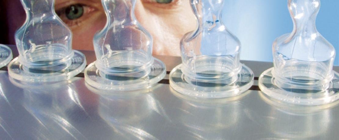 AEROSIL® pyrogeen kiezelzuur zorgt voor transparantie en mechanische stabiliteit.